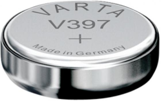 Батарейка Varta V 397 1 шт батарейка varta v 379 sr521sw sr63 1 шт