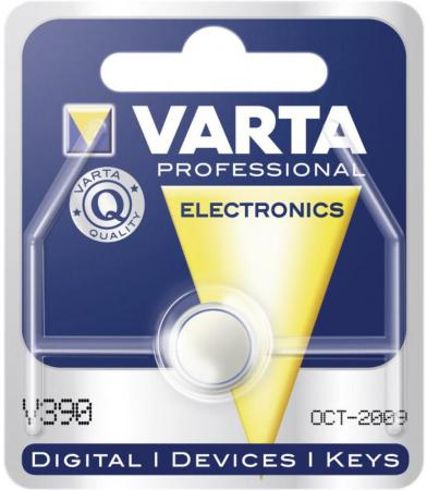 Батарейка Varta V 390 SR54 1 шт батарейка varta v 379 sr521sw sr63 1 шт