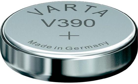 Батарейка Varta V 390 SR54 1 шт батарейка varta v 371 sr69 1 шт