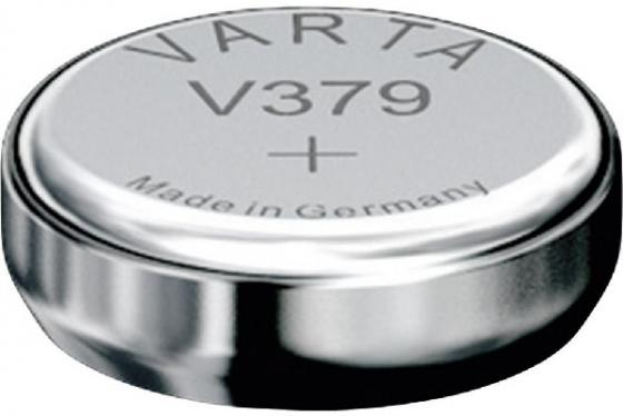Батарейка Varta V 379 SR521SW SR63 1 шт батарейка varta v 379 sr521sw sr63 1 шт