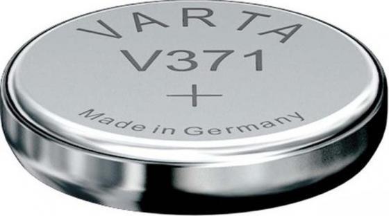 Батарейка Varta SR920SW SR69 V 371 1 шт 31709 батарейка varta v 379 sr521sw sr63 1 шт