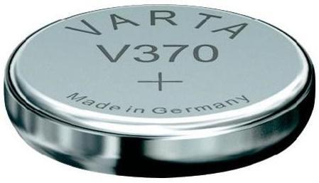 Батарейка Varta V 370 SR69 1 шт WATCH батарейка varta v 371 sr69 1 шт
