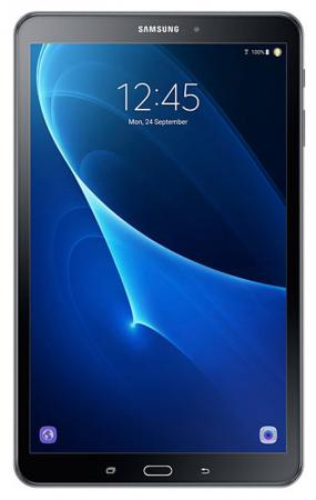 Планшет Samsung Galaxy Tab A 10.1 SM-T580 10.1 16Gb Blue Wi-Fi Bluetooth Android SM-T580NZBASER планшет samsung galaxy tab a sm t350 sm t350nzkaser