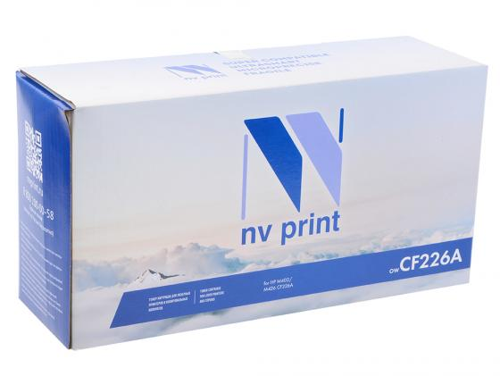 Картридж NV-Print CF226A для HP LJ Pro M402dn/M402n/M426dw/M426fdn/M426fdw черный 3100стр майка print bar magic ia vocaloid