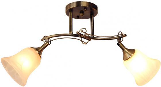 Спот IDLamp Paolina 851/2PF-Oldbronze спот idlamp 851 851 3pf oldbronze