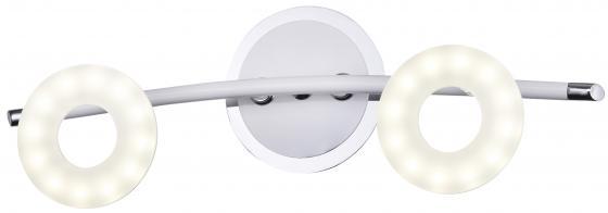 Спот IDLamp Bianca 390/2A-LEDWhitechrome бра idlamp 390 390 2a ledwhitechrome