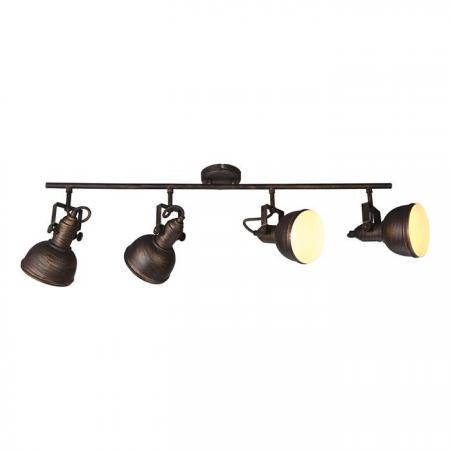Спот Arte Lamp Martin A5215PL-4BR цена и фото