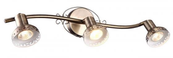 Спот Arte Lamp Focus A5219PL-3AB спот точечный светильник arte lamp focus a5219pl 3wg
