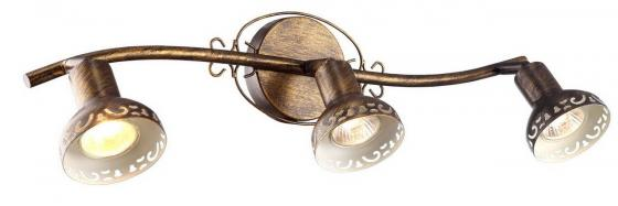 все цены на Спот Arte Lamp Focus A5219PL-3BR онлайн