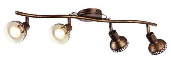 цена на Спот Arte Lamp Focus A5219PL-4BR