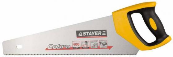 Ножовка Stayer Cobra Super Fiine по дереву мелкий зуб 1514-40  цена и фото