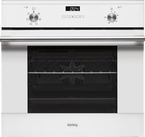 Электрический шкаф Korting OKB 760 FW белый электрический шкаф korting okb 760 fx серебристый