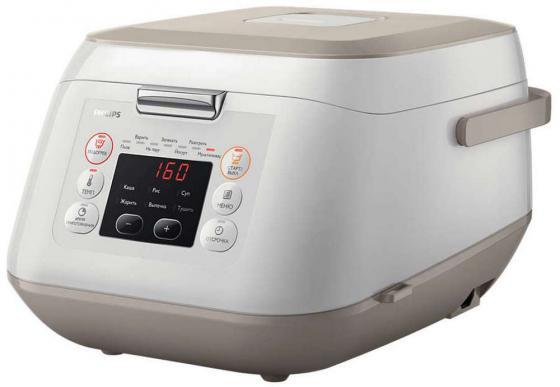 Мультиварка Philips HD4726/03 860 Вт 4 л белый