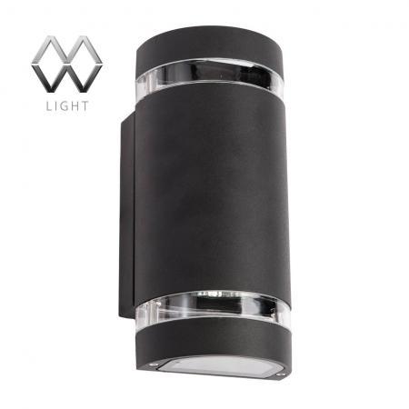 Уличный настенный светильник MW-Light Меркурий 807021202 настенный светильник mw light барут 499022701