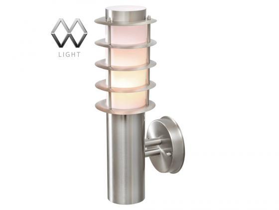 Купить Уличный настенный светильник MW-Light Плутон 809020701