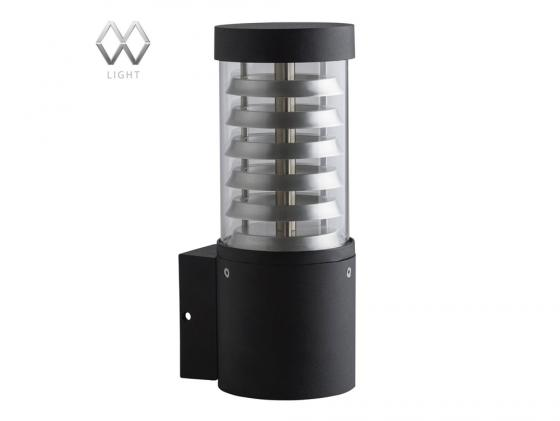 цена на Уличный настенный светильник MW-Light Меркурий 807021701