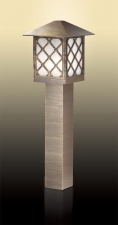 Уличный светильник Odeon Anger 2649/1A odeon light уличный светильник anger 2649 1w
