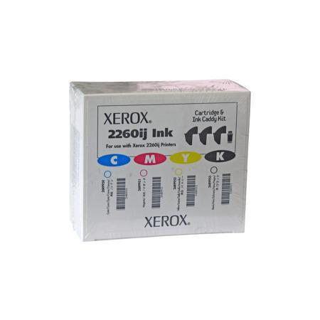 Картридж Xerox 026R09950 для 2260ij голубой картридж для мфу xerox 008r12896 wc5632 38 45 dc5xx
