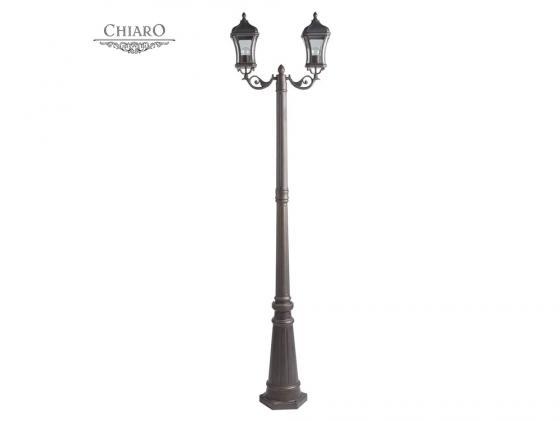 Садово-парковый светильник Chiaro Шато 800040502 садово парковый светильник chiaro шато 800040502