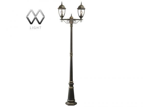 Садово-парковый светильник MW-Light Фабур 804040602 mw light садово парковый светильник mw light глазго 2 815041203