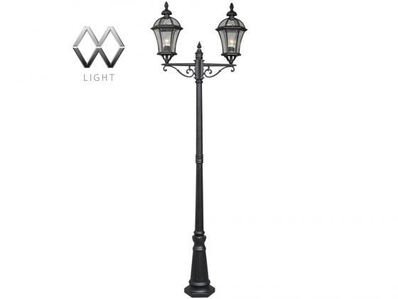 Садово-парковый светильник MW-Light Сандра 811040602 mw light садово парковый светильник mw light глазго 2 815041203