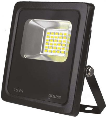 Прожектор светодиодный Gauss 10W 613100310 все цены