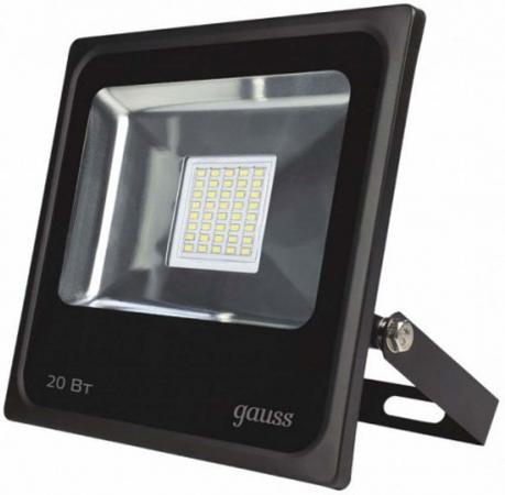 все цены на Прожектор светодиодный Gauss 20W 613100320 онлайн