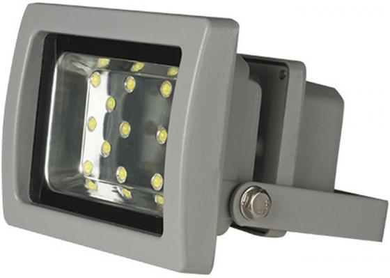 Прожектор светодиодный (07421) Uniel 16W 4000K ULF-S03-16W/NW uniel ulo cl120 40w nw silver