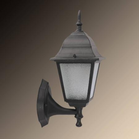 Купить Уличный настенный светильник Arte Lamp Bremen A1011AL-1BK
