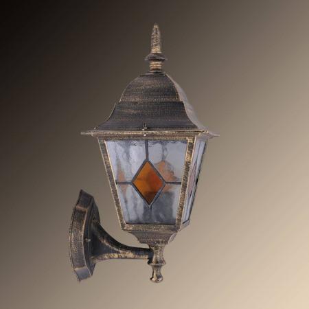 все цены на Уличный настенный светильник Arte Lamp Berlin A1011AL-1BN онлайн