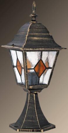 Уличный светильник Arte Lamp Berlin A1014FN-1BN светильник на штанге arte lamp berlin a1011al 1bn