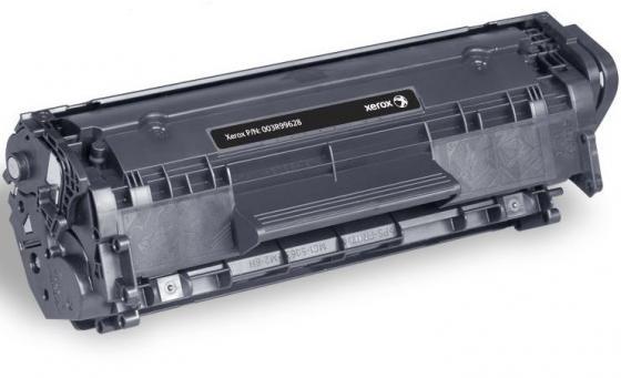 Картридж Xerox 003R99628 для HP Q2612A черный