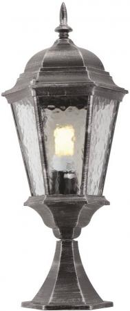 Уличный светильник Arte Lamp Genova A1204FN-1BS уличный настенный светильник arte lamp genova a1202al 1bn