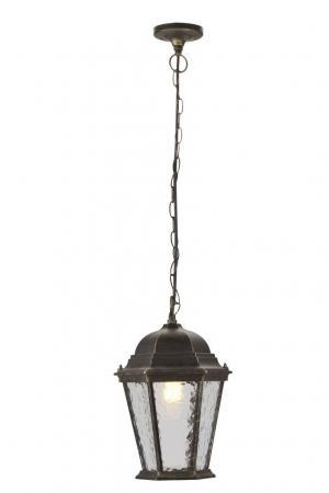 Уличный подвесной светильник Arte Lamp Genova A1205SO-1BN цены
