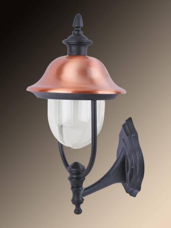 все цены на Уличный настенный светильник Arte Lamp Barcelona A1481AL-1BK