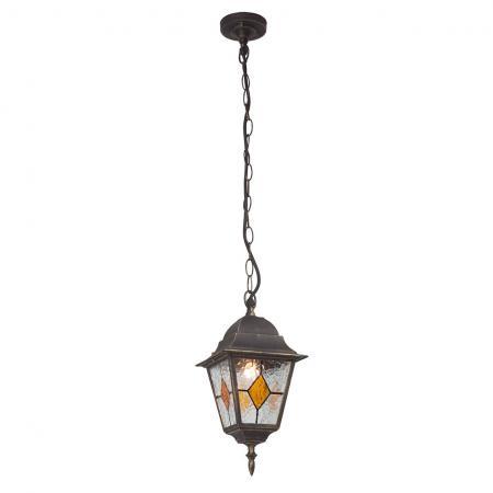 Уличный подвесной светильник Brilliant Jason 43870/86 подвесной светильник preciosa brilliant 45 0938 002 15 00 01 01