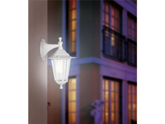 Уличный настенный светильник Eglo Laterna 4 22462 уличный светильник настенный eglo laterna 5 22462