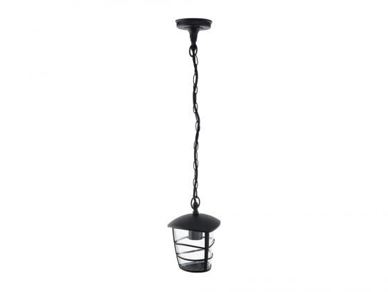Уличный подвесной светильник Eglo Aloria 93406 eglo накладной светильник aloria