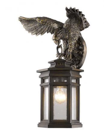 Уличный настенный светильник Favourite Guards 1458-1W favourite настенный светильник favourite wendel 1602 1w