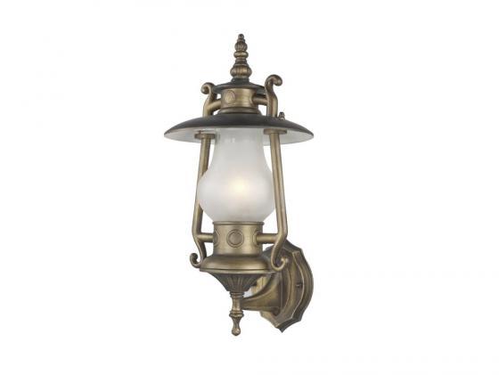 Уличный настенный светильник Favourite Leyro 1496-1W favourite уличный светильник favourite london 1808 1f