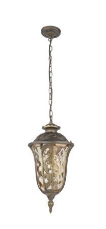 Уличный подвесной светильник Favourite Luxus 1495-1P уличный подвесной светильник favourite luxus арт 1495 1p