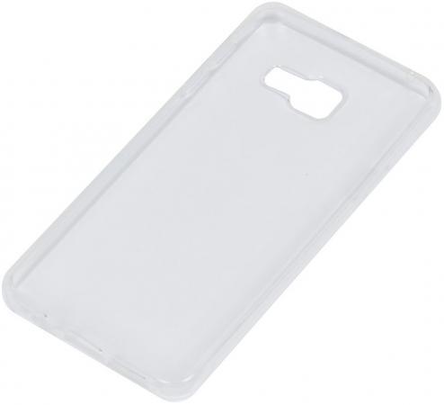 купить Чехол-клип Redline Samsung Galaxy A3 (2016) прозрачный УТ000008174 по цене 195 рублей