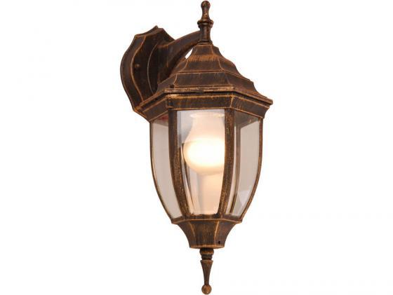 Уличный настенный светильник Globo Nyx I 31720 светильник на штанге globo nyx i 31710