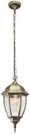 Уличный подвесной светильник MW-Light Фабур 804010401 уличный подвесной светильник mw light 811010301