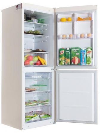 Холодильник LG GA-B379UEDA бежевый