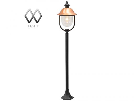 Уличный светильник MW-Light Дубай 805040501