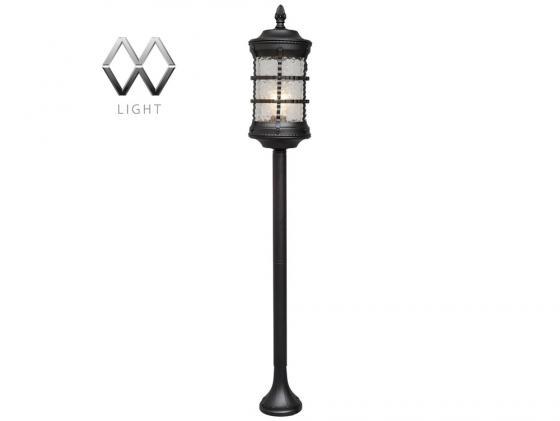Уличный светильник MW-Light Донато 810040501 mw light уличный светильник меркурий