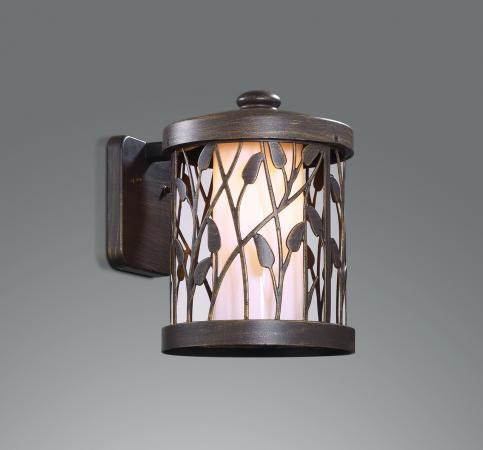 Уличный настенный светильник Odeon Lagra 2287/1W настенный уличный светильник odeon 2312 lumi 2312 1w