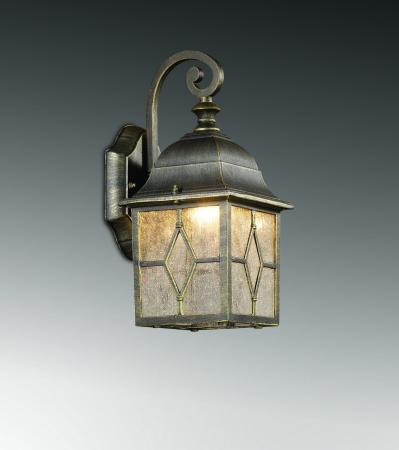 Уличный настенный светильник Odeon Lartua 2309/1W настенный уличный светильник odeon 2312 lumi 2312 1w
