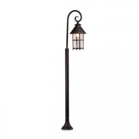 Уличный светильник Odeon Lumi 2314/1F настенный уличный светильник odeon 2312 lumi 2312 1w